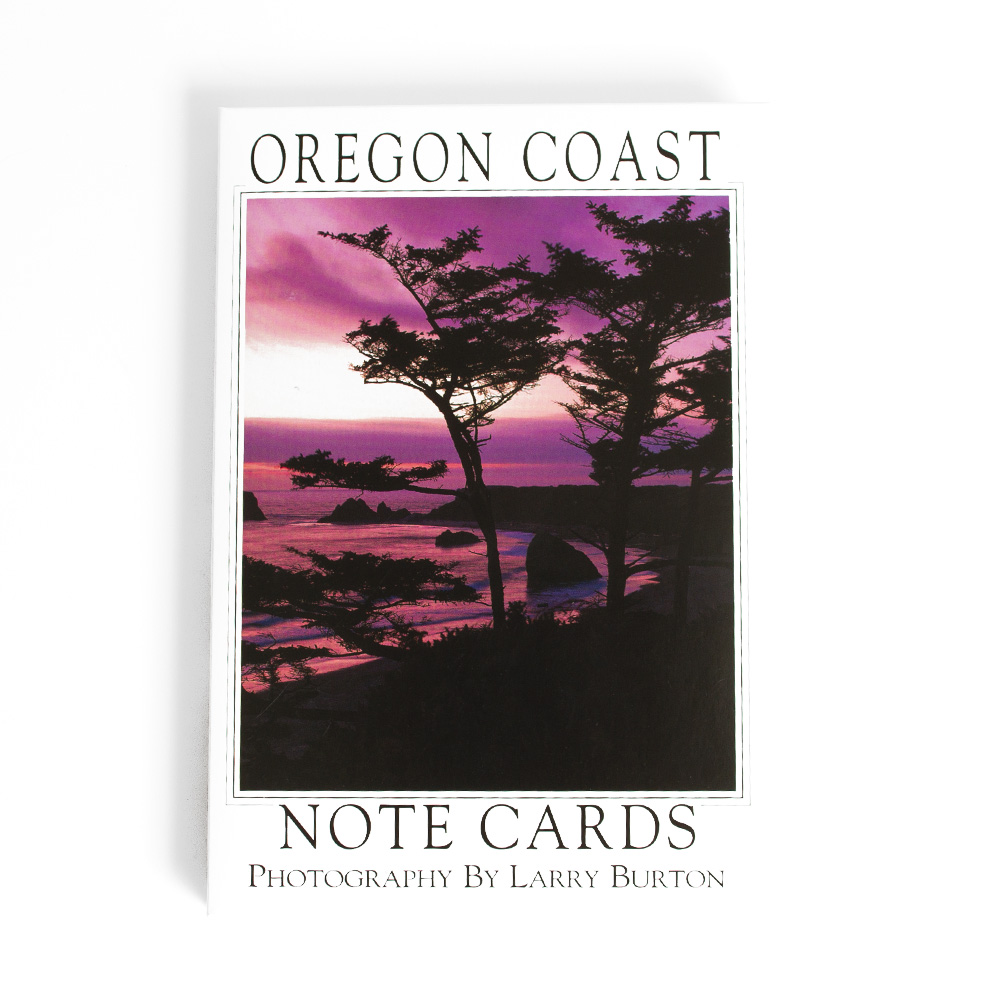 Notecards, Set, Creative Arts, Oregon Coast