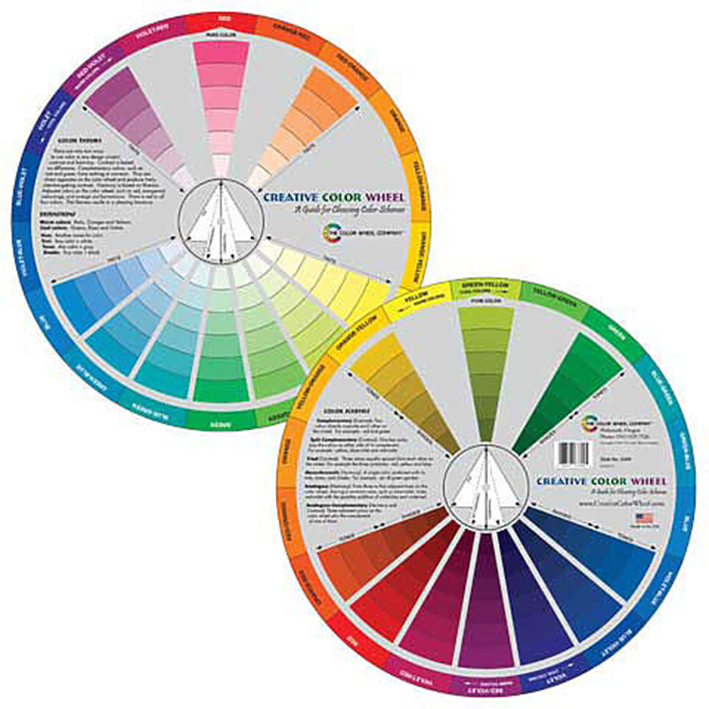 Creative, Color Wheel