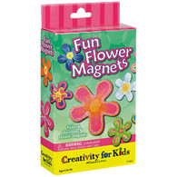 Creativity for Kids, Art Kit, Fun Flower Magnets