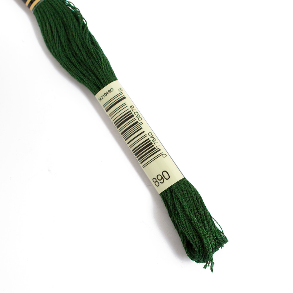 DMC, Embroidery Floss, 6 Strand