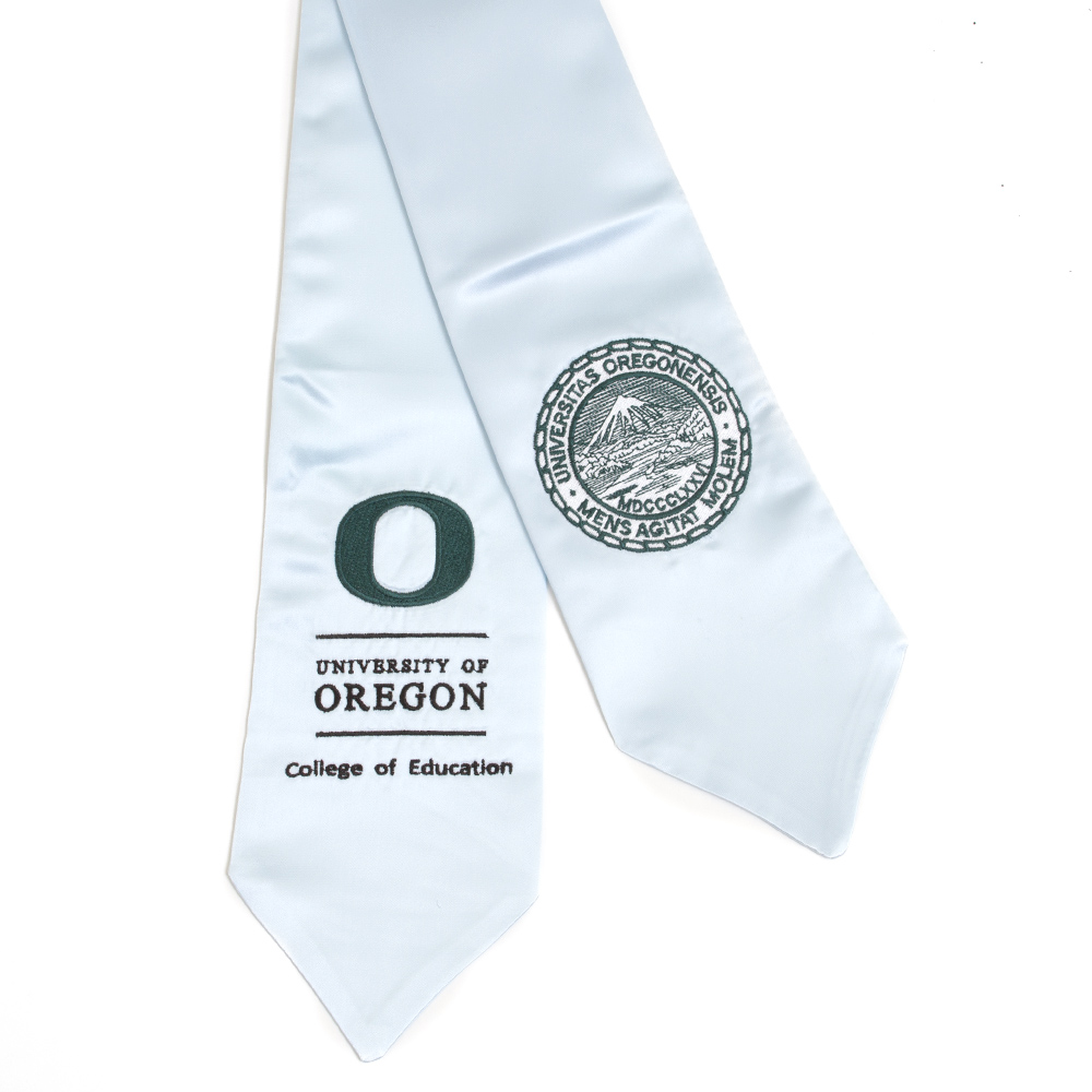 Degree Stole, College of Education