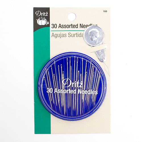 Dritz Compact Hand Sewing Needle Assortment 31pc