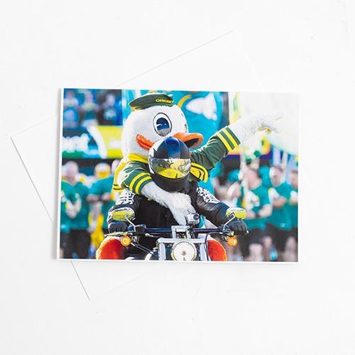 Duck Harley Card