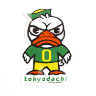 Tokyodachi Duck, Sticker