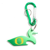 Classic Oregon O, Duck, Bottle Opener, Carabiner