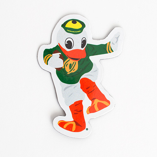 Duck Straight Arm Magnet