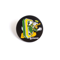 Duck through O, DTO, Lapel Pin