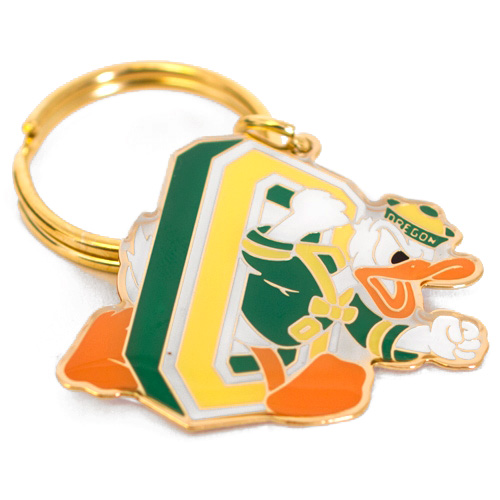 Duck Through O Keychain