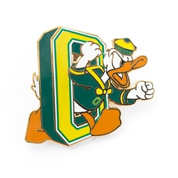 Duck Through O, Lapel Pin