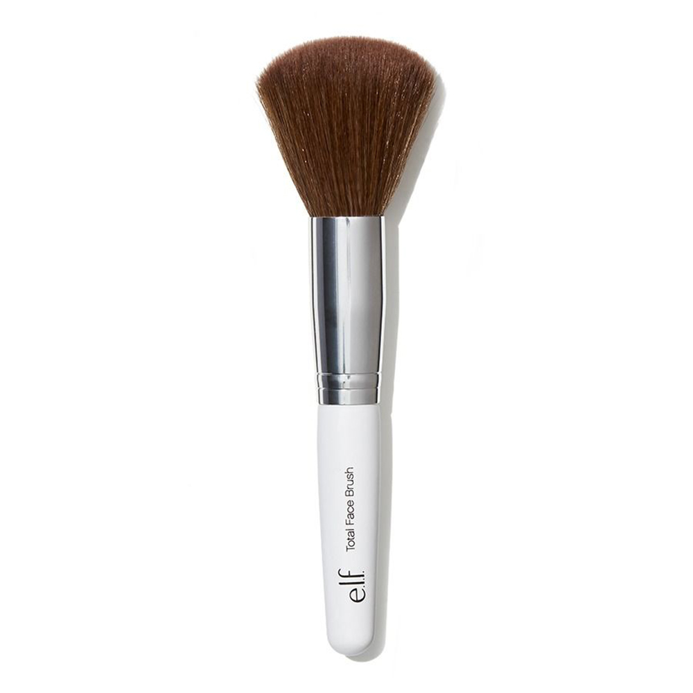 Elf, Cosmetics, Face, Brush