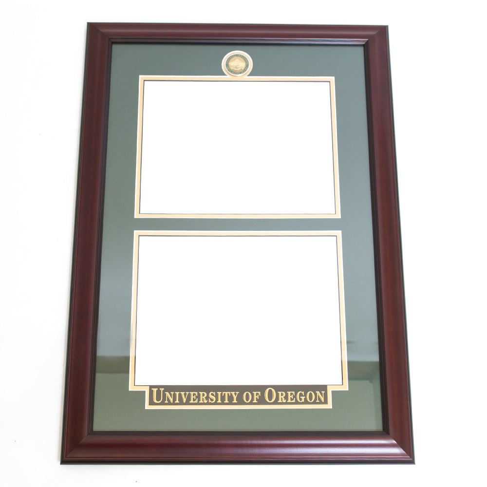 Elite Law Diploma Frame (with Name Plate)
