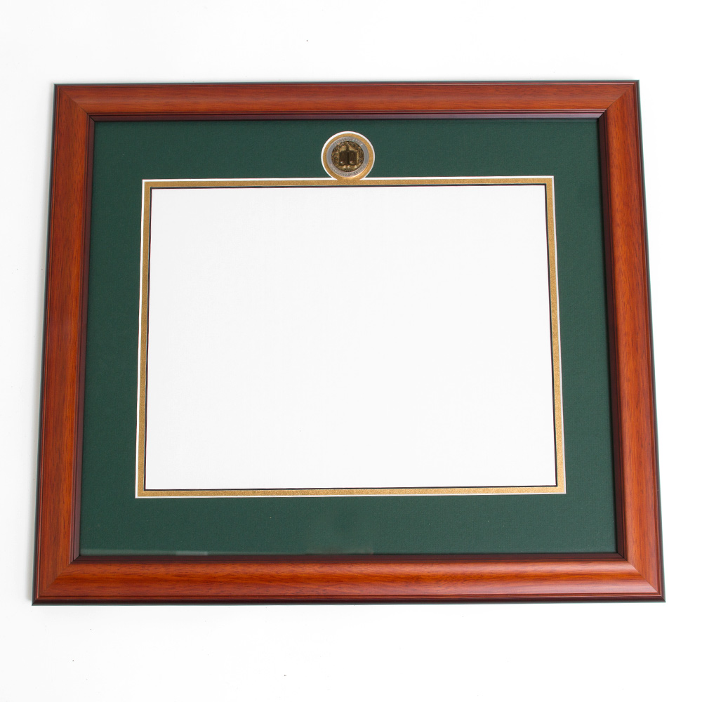 Elite Law Diploma Frame Without Name Plate_Alder