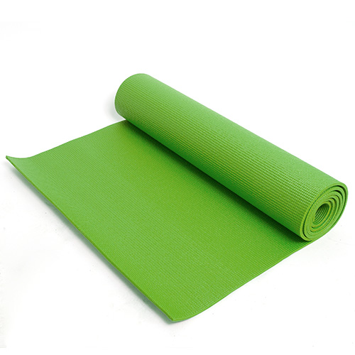 Extra Thick Deluxe Yoga Mat 1 4_Jasmine Green