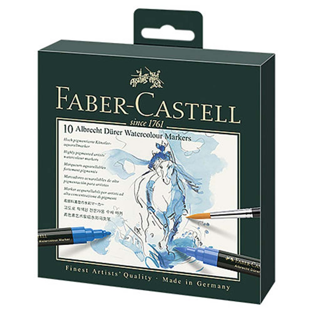 Faber Castell, Durer, Watercolor, Set