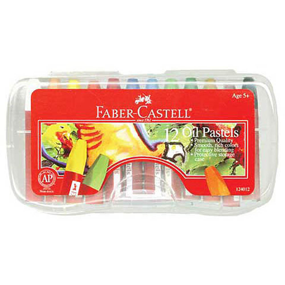 Faber Castell, Oil, Pastel, Color Set