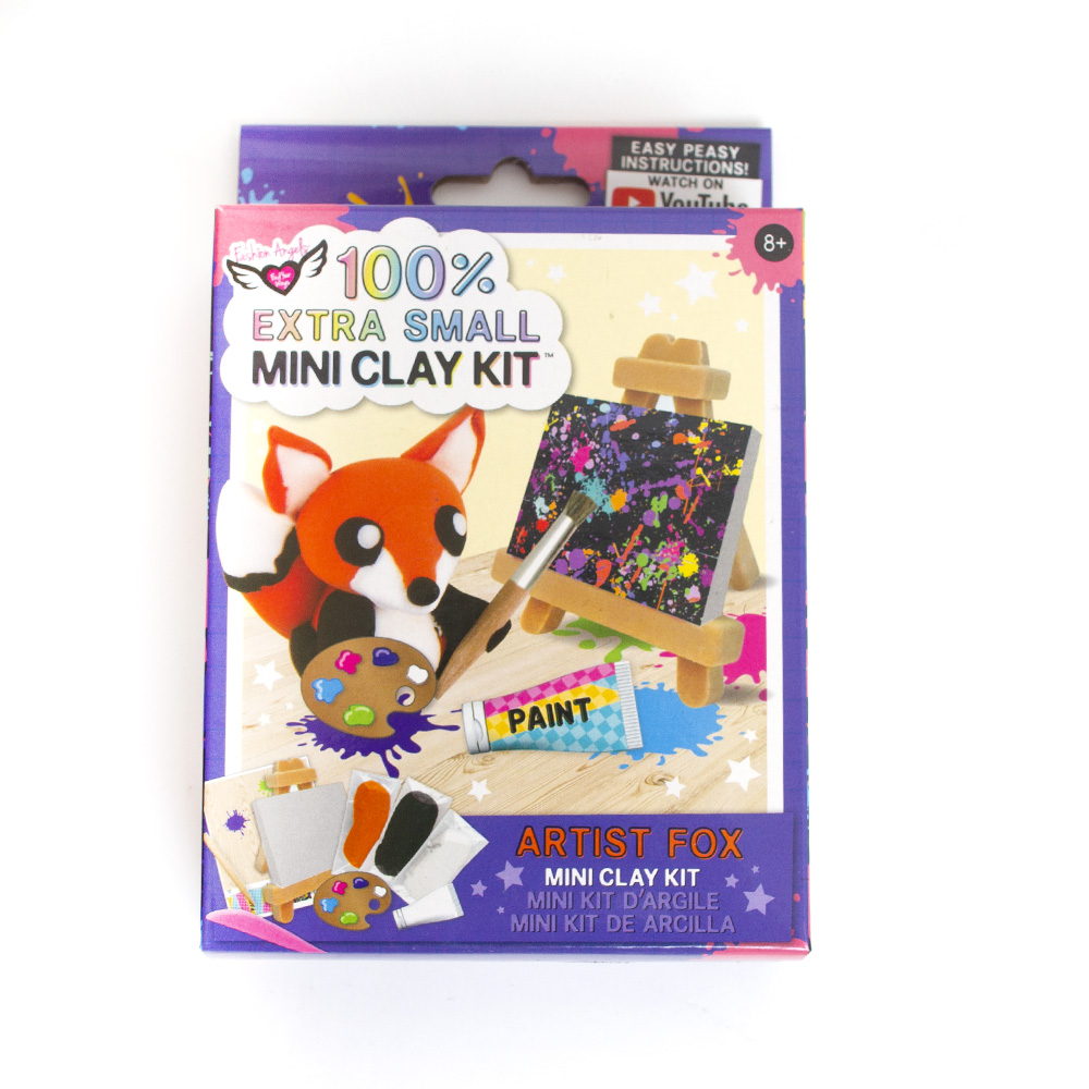 Fashion Angels, 100%, Extra Mini, Kit, Artist Fox