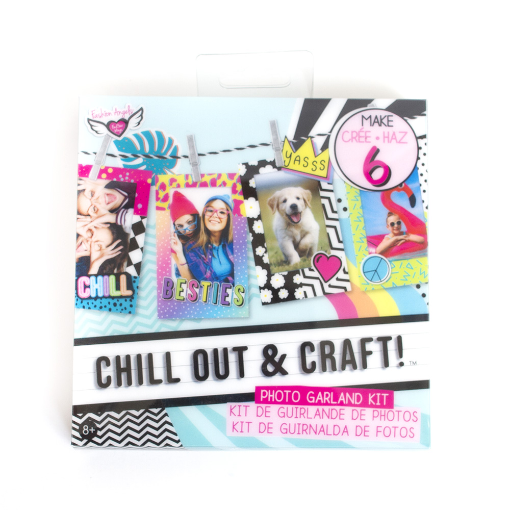 Fashion Angels, Chill Out & Craft, Kit, Garland