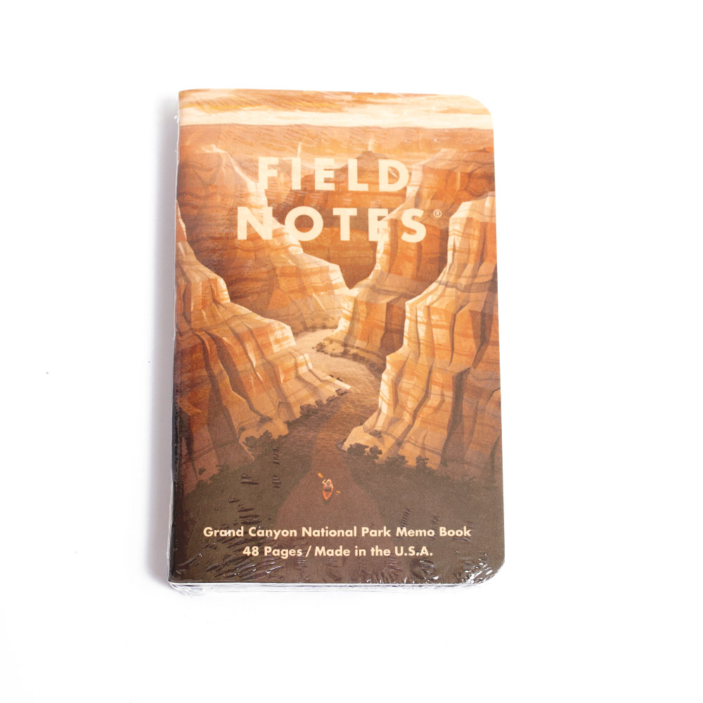 Field Notes, Nation Park Series