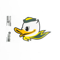 "Fighting Duck, 4""x6"", Decal, Inside"