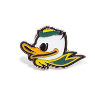 Fighting Duck Lapel Pin