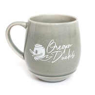 Fighting Duck, Oregon Ducks, Mug
