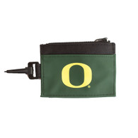 O-logo, ID holder, Zippered