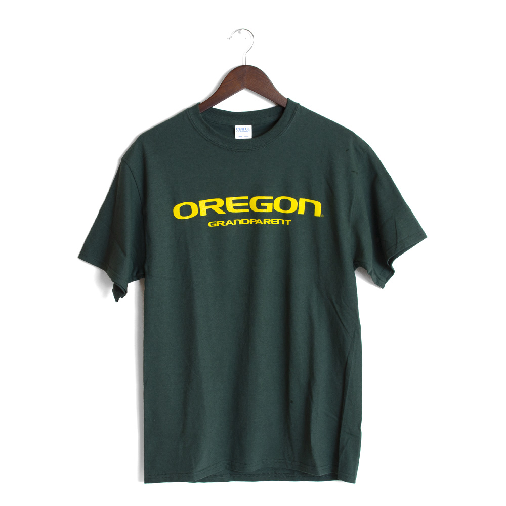 Oregon, Grandparent, T-Shirt