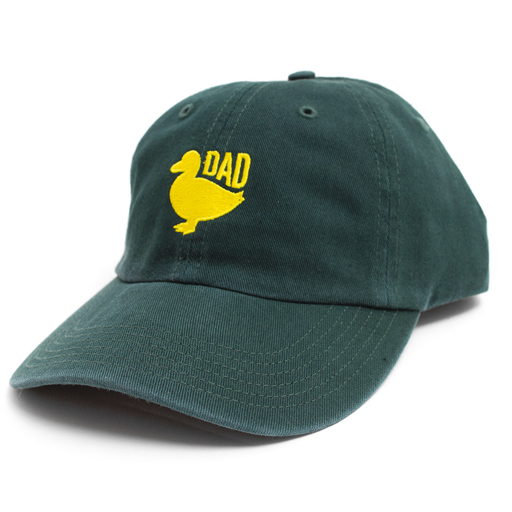 Dad hat, Curved bill, Cotton