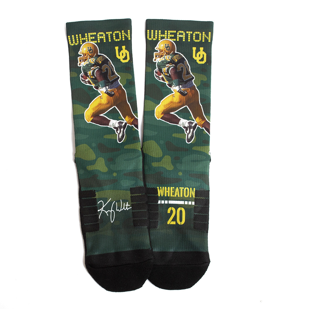 Strideline, Kenny Wheaton, Sublimated, Crew, Sock