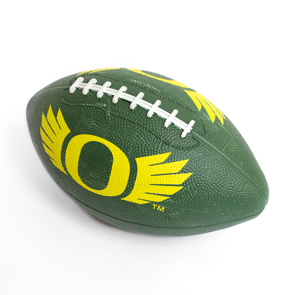 Classic Oregon O, O Wings, Mini, Football