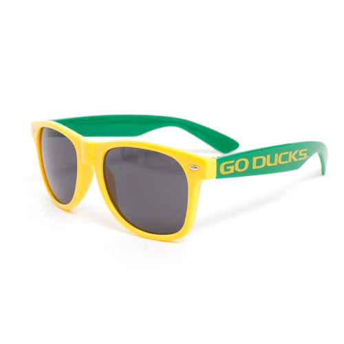 Go Ducks, Sunglasses