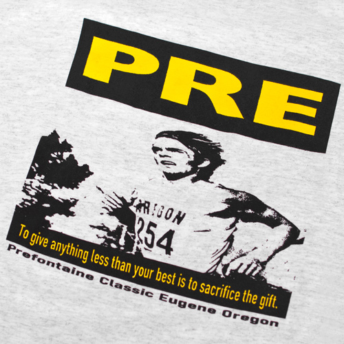 Pre, Prefontaine, T-Shirt