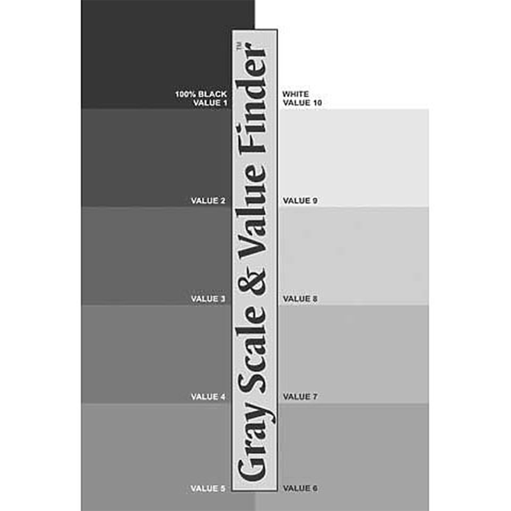 Gray Scale, Value Finder