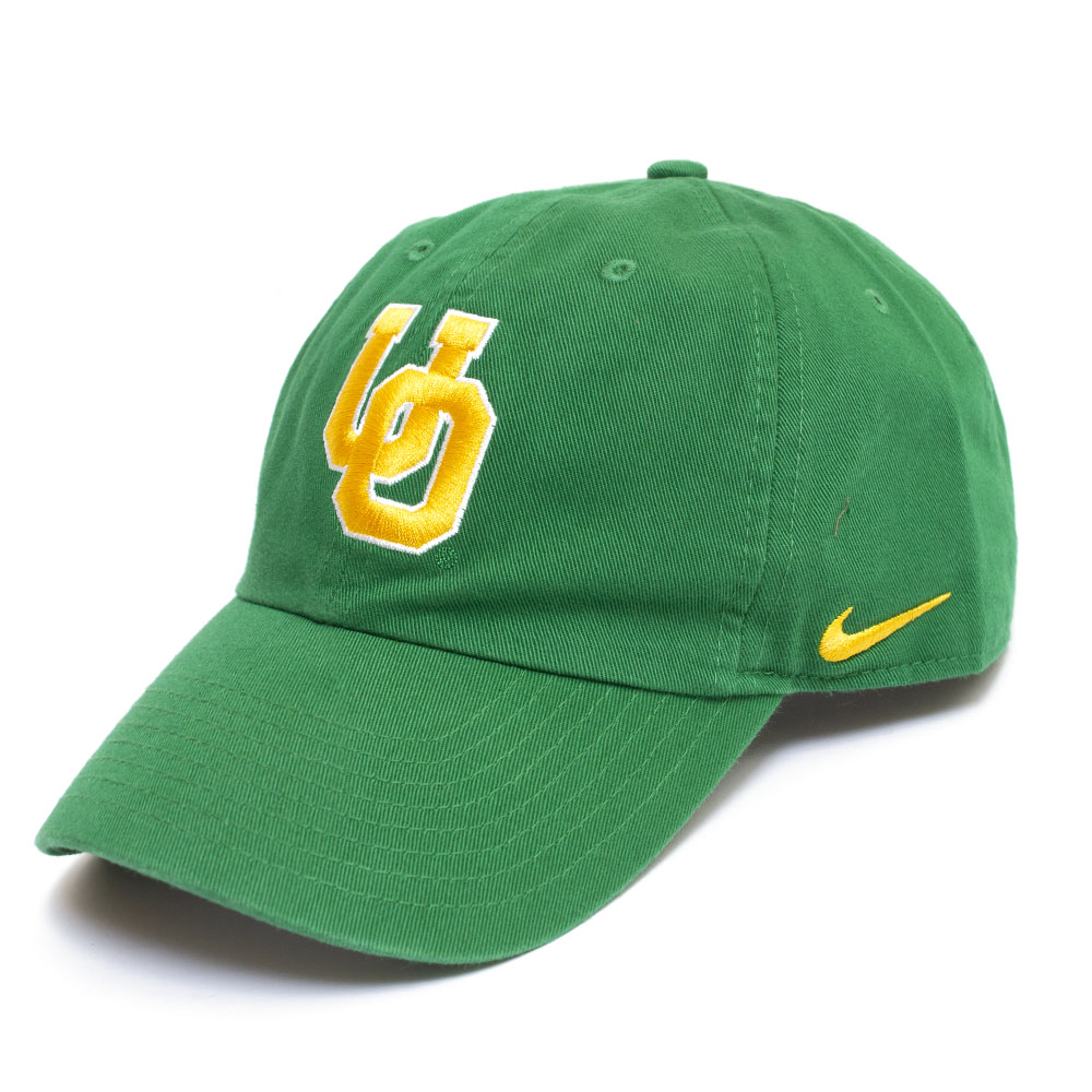 Interlocking UO, Nike, Heritage 86, Cotton, Adjustable, Hat