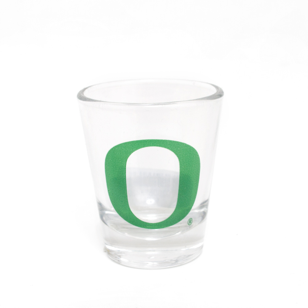 Classic Oregon O, Value, 1.5oz, Shot Glass