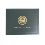 Green Seal, Diploma Cover, Full Size