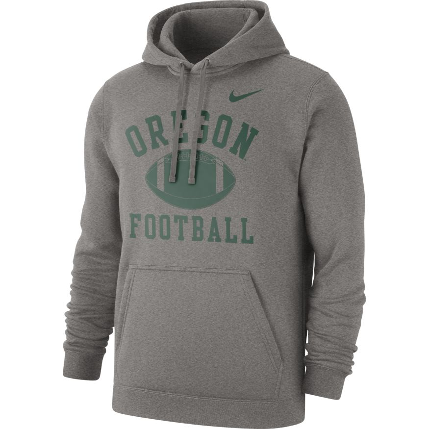 Oregon, Football, Nike, Hoodie