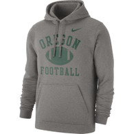 Oregon, Football, Nike, 2020, Fleece, Hoodie