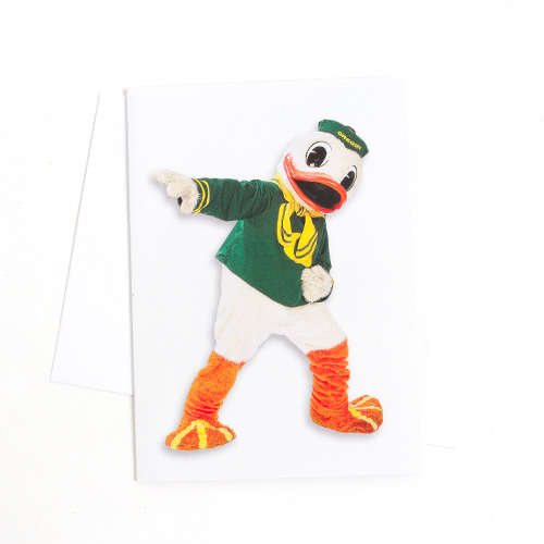 Heisman Duck Card