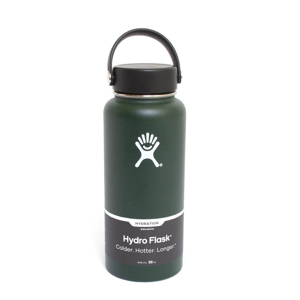 Hydro Flask, 32 ounce, Wide Mouth