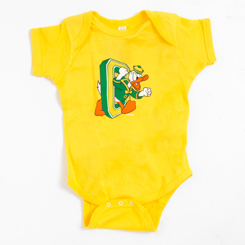 Duck through O, Infant, Onesie