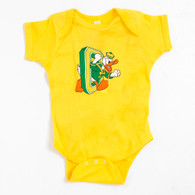 Infant Duck Through O Onesie