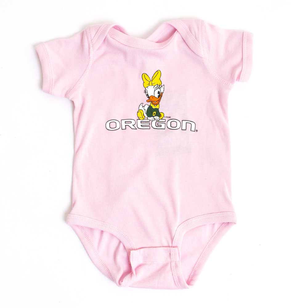 Infant, Girl Duck, Disney, Onesie