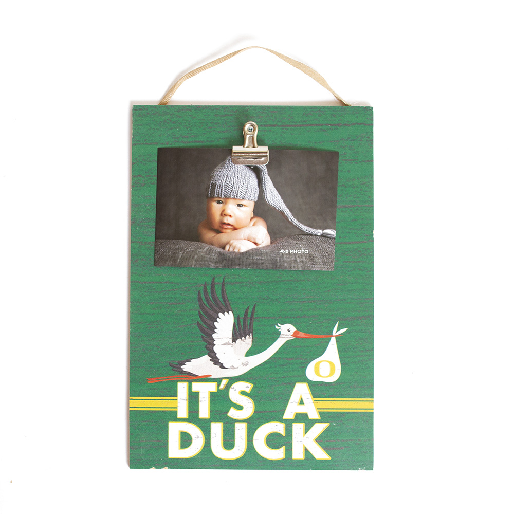 It's A Duck, Hanging, Wood Sign
