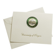 Ivory Note Card Seal Card 10pk