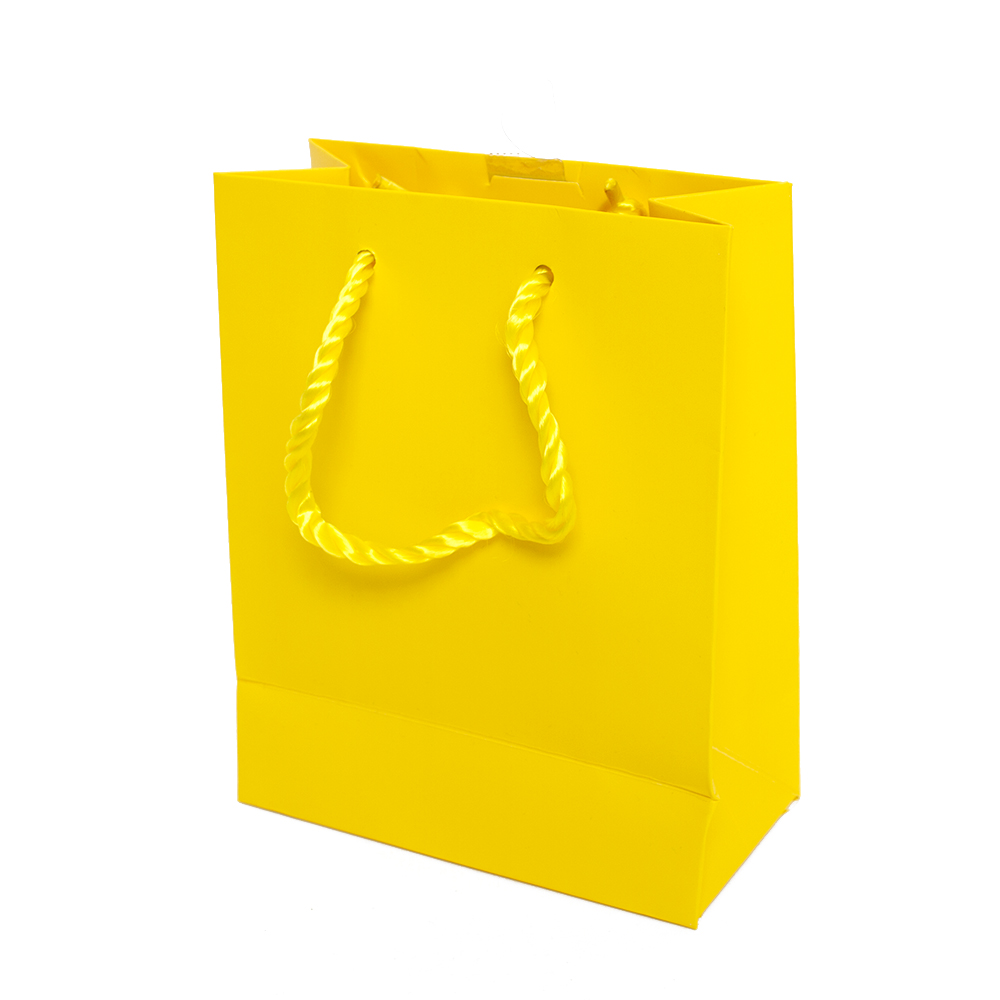 Gift Bag, Tote, Bright Color