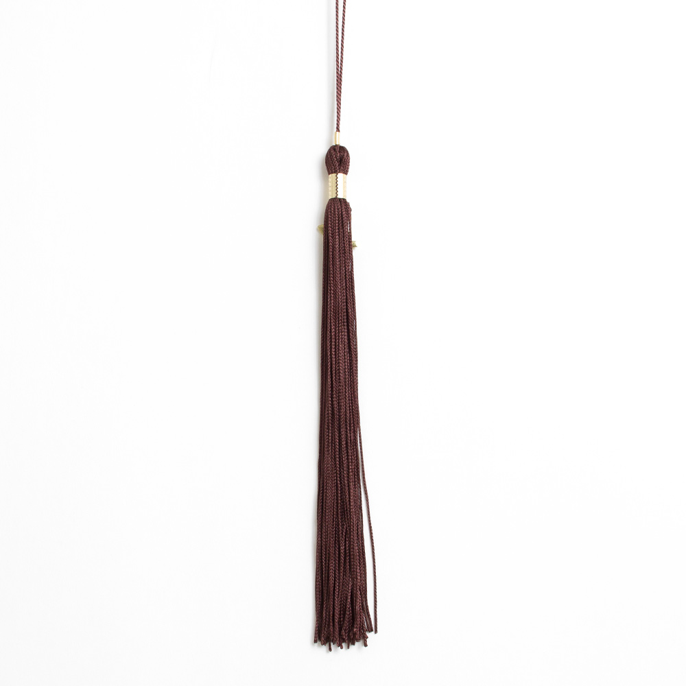 Josten's Student Small Tassel Bachelors & Masters_Brown