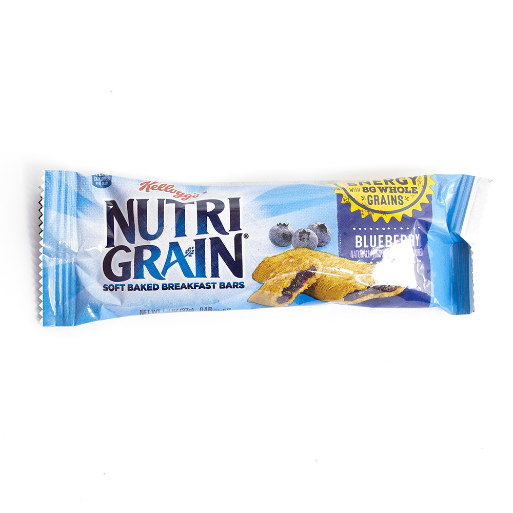 Kellogg's, Nutri-Grain, Cereal Bar
