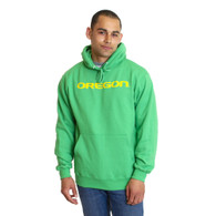 Oregon, Basic, Fleece, Hoodie, Sweatshirt
