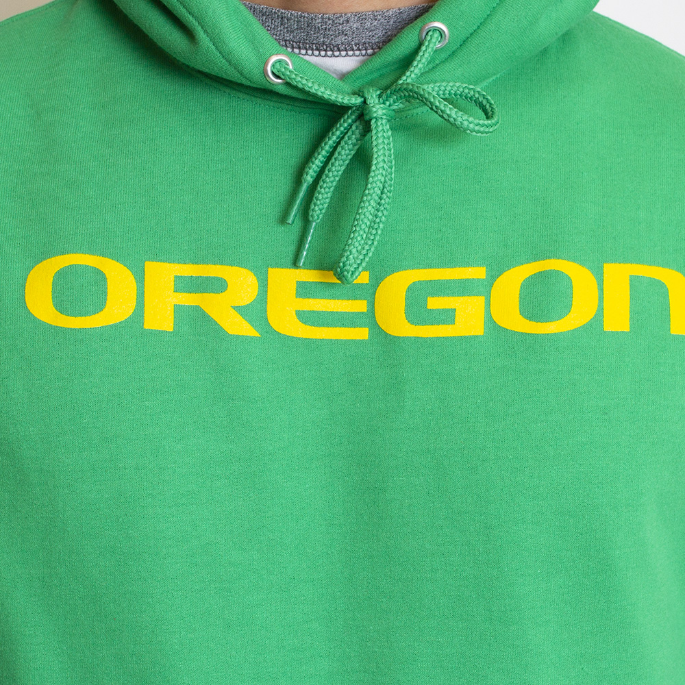 Oregon, Basic, Fleece, Hoodie, Sweatshirt, Graphic